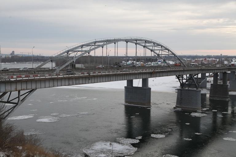 Старый мост через реку Белая снова нуждается в ремонте