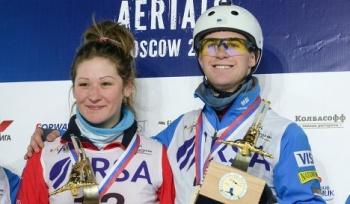 Первый этап кубка мира по фристайлу закончился для спортсменки из Башкирии бронзовой медалью