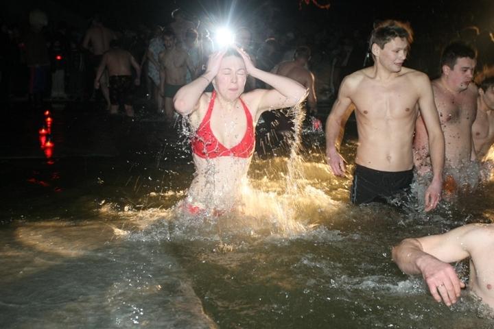 Стали известны официальные места для крещенских купаний в Уфе