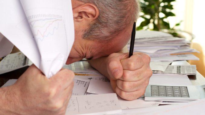 Количество банкротов в Башкирии растёт небывалыми темпами