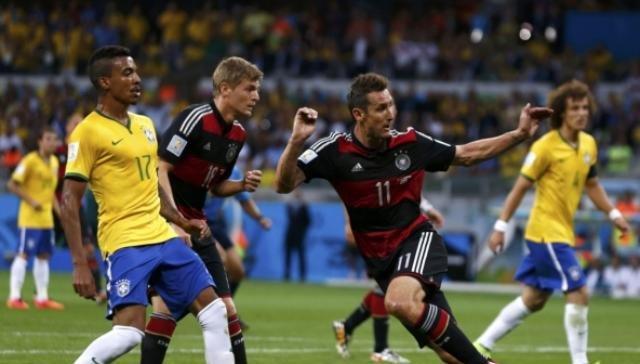 Германия Бразилия — Смотреть онлайн матч 27.03.2018 — Германия Бразилия прямая трансляция видео 27 марта